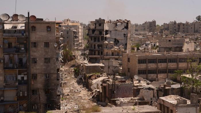 Eis que Damasco será tirada, e já não serácidade…