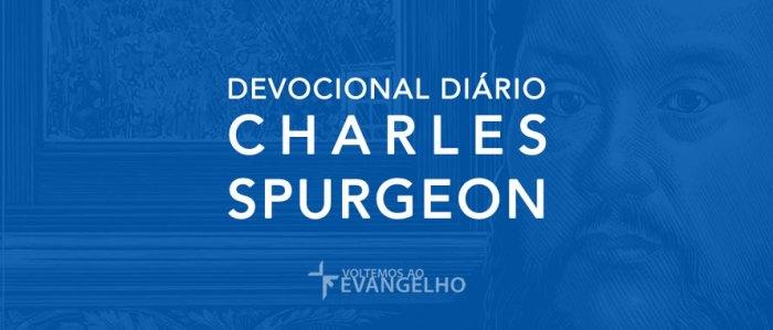 Devocional CHARLES SPURGEON –VE