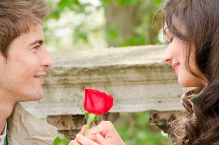 Romance ao olharmasculino